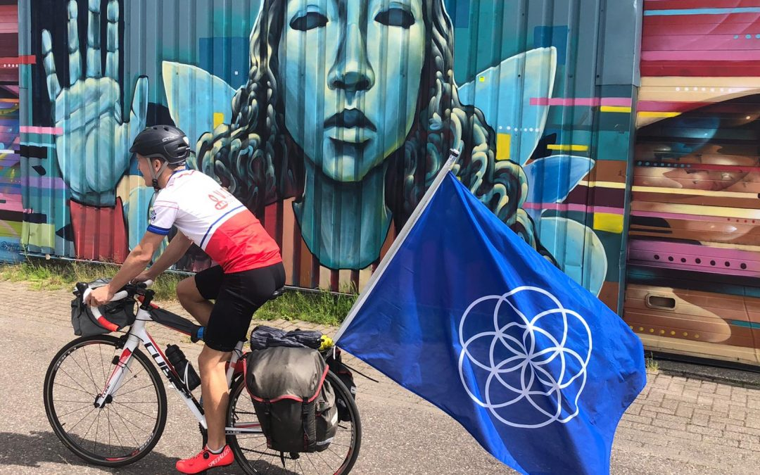 Cycling from Amsterdam to Barcelona